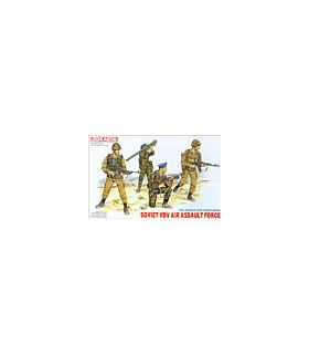 1:35 Dragon Military Model Kit Soviet VDV Air Assault Force 3003