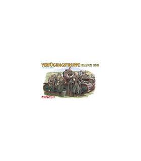 1:35 Dragon German Das Reich Division France 1940 6309
