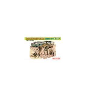 1:35 Dragon Panzergrenadiers Arnhem 1944 4 Figures Set 6308