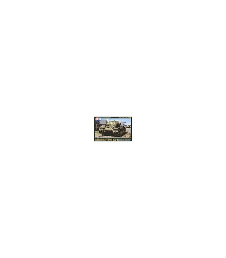 1:48 Tamiya Model Kit Russian Heavy Tank KV-1 32535