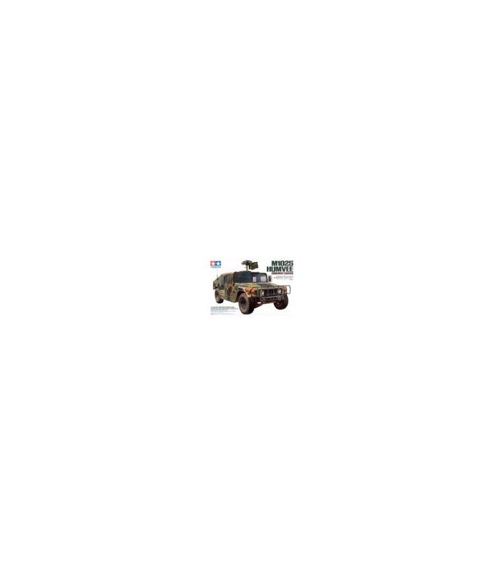 1:35 Tamiya Model Kit Humvee M1025 Armament Carrier 35263