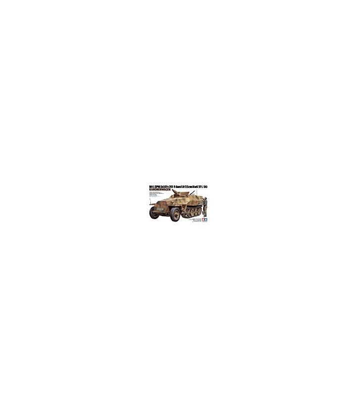 1:35 Tamiya Model Kit Mtl.Spw Sd.Kfz.251 Kanonenwagen 35147