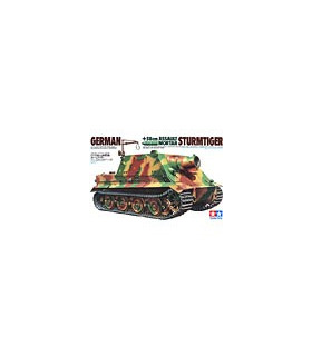 1:35 Tamiya German Sturmtiger 38cm Assault Morter 35177