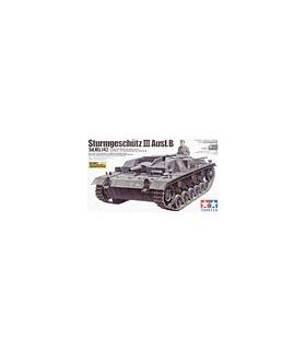 1:35 Tamiya Model Kit German Sturmgeschutz III Ausf.B 35281