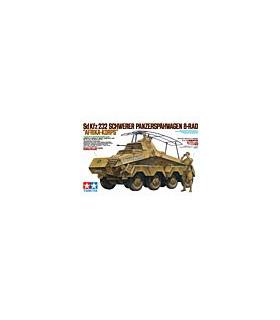 1:35 Tamiya Model Kit German Sd.Kfz.232 Afrika-korps 35297