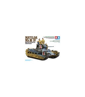 1:35 Tamiya Model Kit Matilda Mk.III/IV Tank 35300