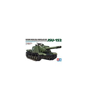 1:35 Tamiya Model Kit Russian Heavy SP Gun JSU-152 35303