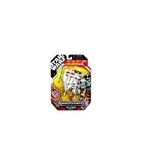 Star Wars Transformers Luke Skywalker Snowspeeder [SOLD OUT]