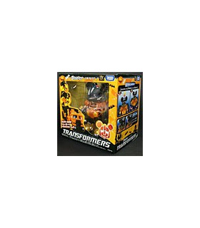 Disney Label Mickey Mouse Transformers Exclusive Halloween Versi