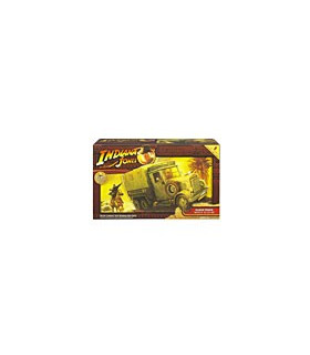 Indiana Jones Raiders of the Lost Ark Cargo Truck [SOLD OUT]