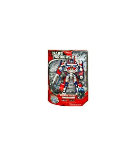 Transformers 2007 Movie Leader - Premium Optimus Prime [SOLD OUT