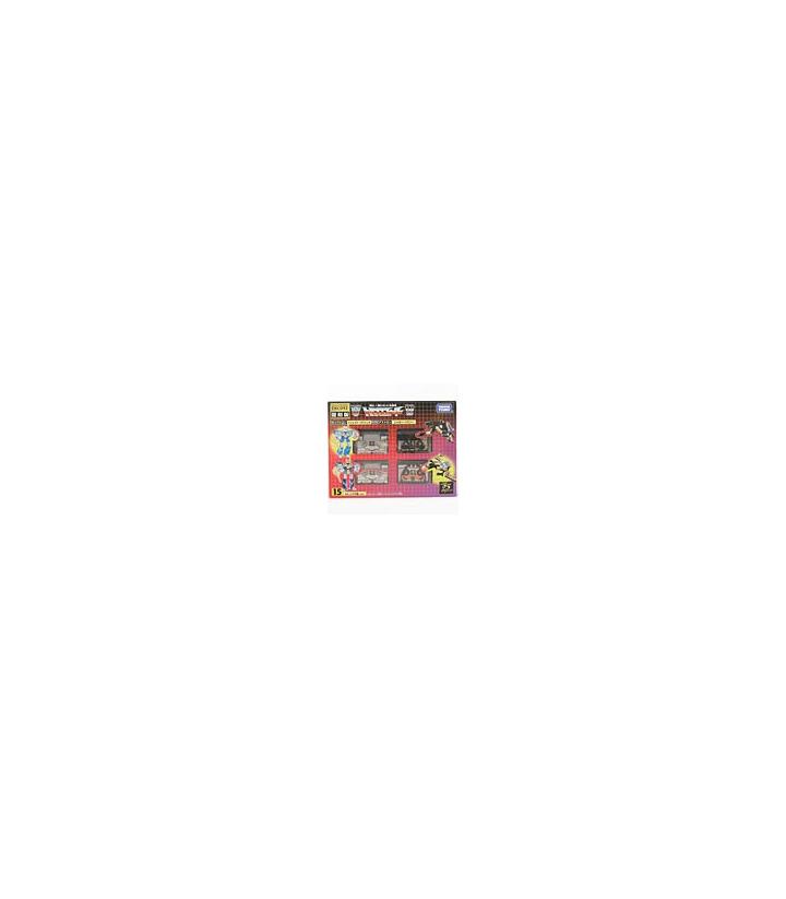 Transformers G1 Encore 15 Cassette [SOLD OUT]