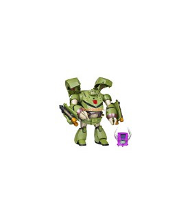 Transformers Animated Leader Class Bulkhead Loose [SOLD OUT]