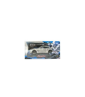 Transformers GT-R R35 Optimus Prime Silver [SOLD OUT]