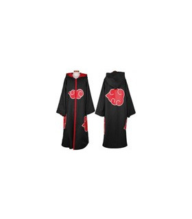 Naruto Akatsuki Cool Cloak Cosplay Costume