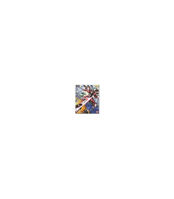 Gundam Master Grade 1/100 Model Kit - MG Infinite Justice