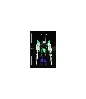 Transformers Justitoys WST G1 Sixshot Reissue
