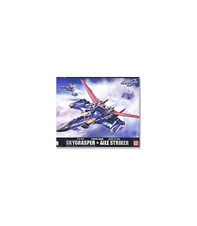 Gundam Perfect Grade 1/60 Model Kit PG Skygrasper + Aile Striker