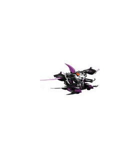 Transformers KM-07 Knight Morpher Airborne Squad Warper