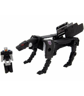 Transformers Legends Series LG37 Jaguar Ravage Bullhorn