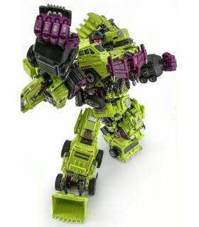 Transformers Generation Toy Gravity Builder Full Set of 6