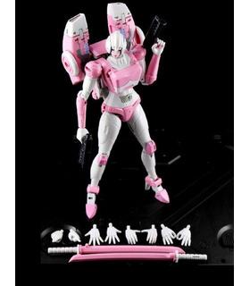 Transformers ToyWorld TW-M06 Leia Arcee action