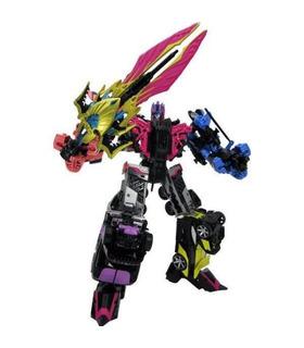 Los transformadores de Unir a los Guerreros de la UW-EX Megatronia