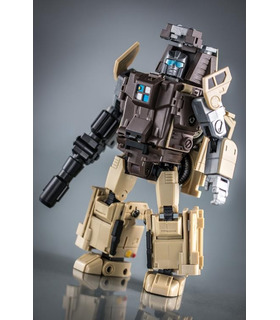 Transformers BadCube Old Time Series OTS-03 Backland Reissue