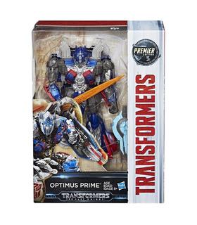 Transformadores El Último Caballero De La Edición Premier Clase Voyager Optimus Prime