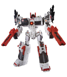 Takara Tomy Transformers Legends LG-EX Metroplex Exclusive