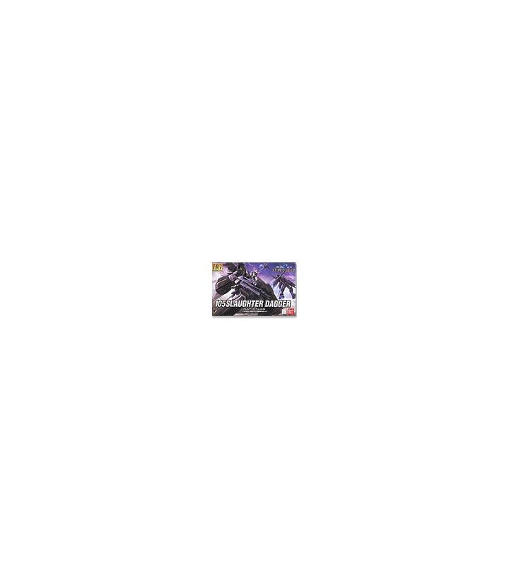 Gundam Seed HG 1/144 Model Kit GAT-01A2R 105 Slaughter Dagger