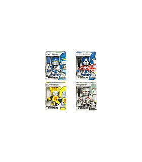 Transformers Mighty Muggs Wave 01 Case of 4 [SOLD OUT]