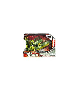 Transformers Universe Voyager Class - Overload [SOLD OUT]