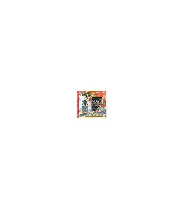 Mocom Transformers Galaxy Force Autovolt Crosswise GC-17 Korean