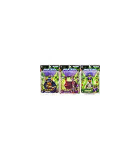 NECA He-Man Masters Evil-Lyn Sssqueeze Rioblast Set of 3