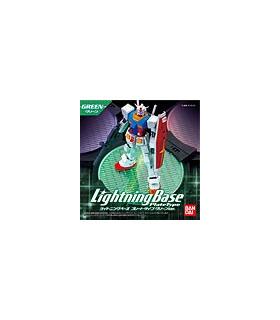 Gundam Model Kit Lightning Base Plate Type Green Ver.