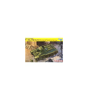 1:35 Dragon T34 76 Mod.1942 Hexagonal Turret 6424