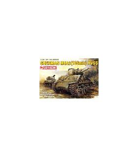 1:35 Dragon Sherman M4A3 with 105mm HVSS 6354