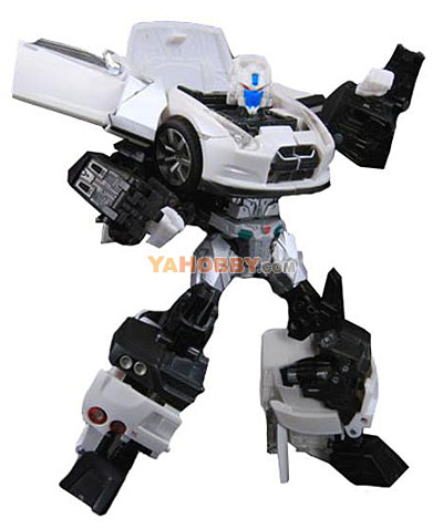 Transformers Alternity A-01U Nissan GT-R Ultra Magnus