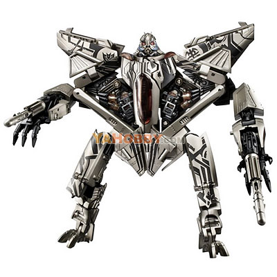 Transformers 2009 Movie 2 ROTF Voyager Starscream