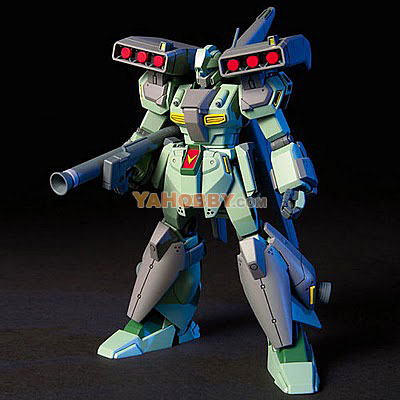 Gundam HGUC 1/144 Model Kit RGM-89S Stark Jegan