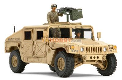 1:48 Tamiya US 4x4 Utility Vehicle w/ Grenade Launcher 32567